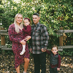 The Miller Family Fall 2018