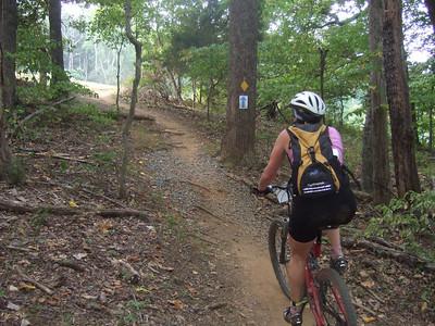 Jordanna rocks the Xterra off-road tri at Walnut Creek Park
