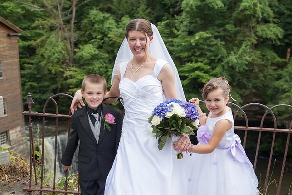 Fouse Between Wedding & Reception 8-10-13