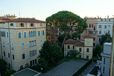 Rome and Vatican August 2014