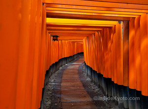 Fushimi-Inari Taisha Shrine, Kyoto