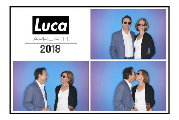 Luca's Bar Mitzvah