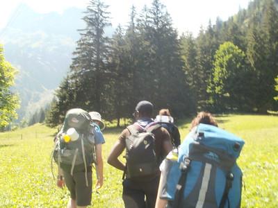 Three Valleys Hike