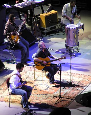 Eric Clapton, March 31, 2007