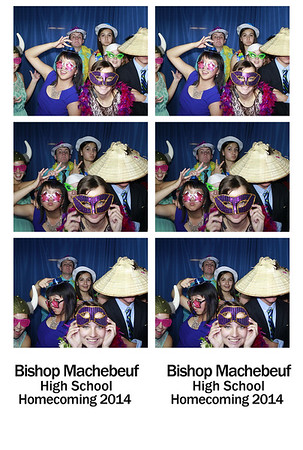 10.10.14 Bishop Machebeuf High School Homecoming