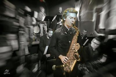 Jameson Scriver - The Good Fight Big Band – 10-24-19