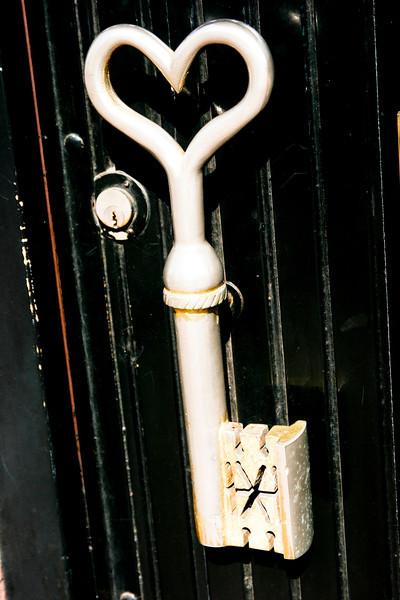 Door lock, Amsterdam