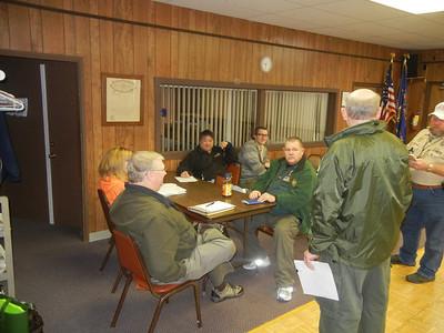 District Meeting - Dec 8