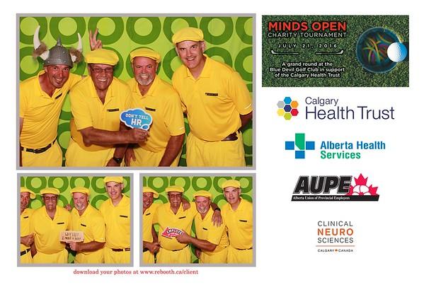 Minds Open Charity Golf Tournament