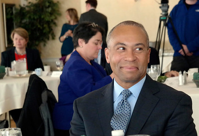 Governor Patrick speaks to Business Roundtable 041114