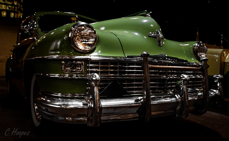 Green Chrysler Ride