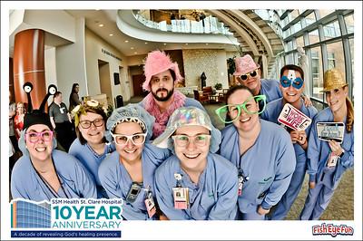 3/27/19 - SSM St Clare Hospital 10 Year Anniversary