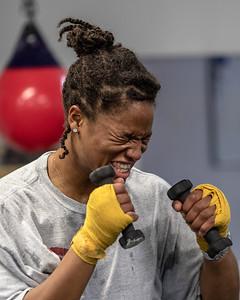 2019 WI State Golden Gloves Training