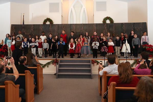 HVCA Christmas Play 12_22_16