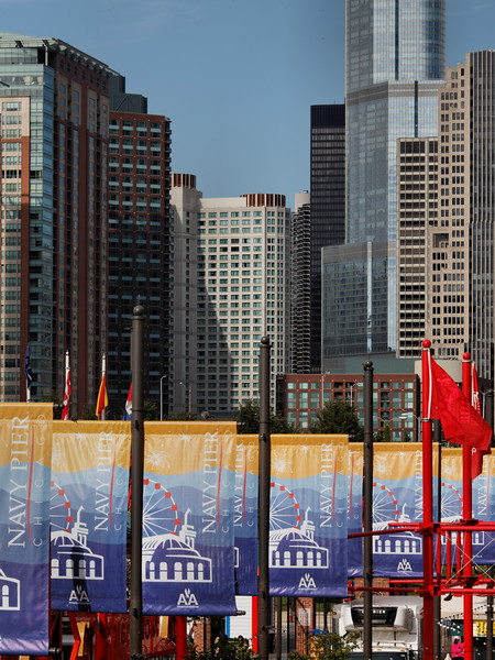 Navy Pier Banners