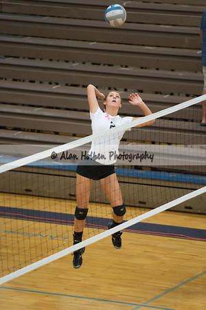 Varsity Volleyball - Ionia at Lansing Catholic