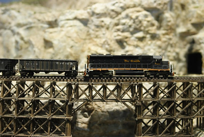 Model Railroad show: Sacramento, CA (1/15/06)