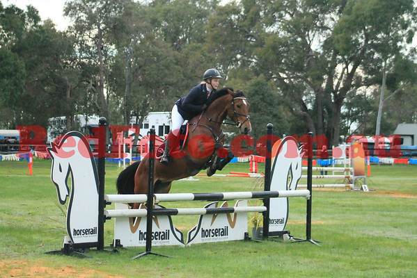 2014 05 31 Busselton Winter ShowJumping Festival Ring 1 A