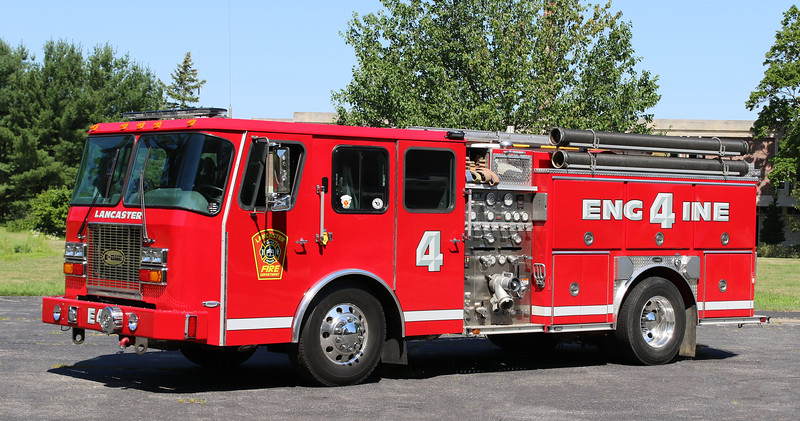 Engine 4.  2000 E-One Cyclone   1250 / 750 / 50F