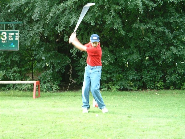 2005 August  23 Golf