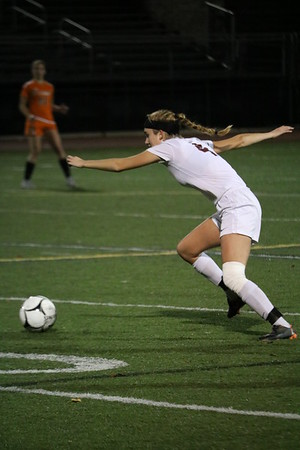 Monument Mountain girls soccer vs. South Hadley in Western Mass. D-III semifinals - 110718