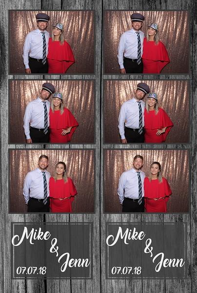 Mike & Jenn (07/07/18)