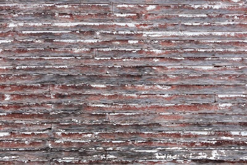 Peeling Paint - Barn Boards (Richfield, WI)