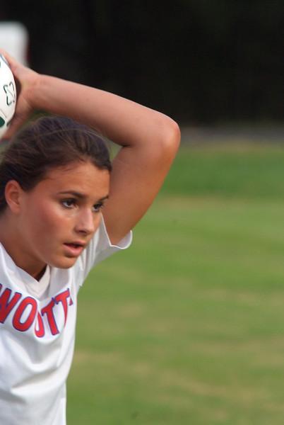 Wooton Girls Varsity Soccer 2008