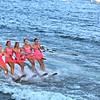 Summer Water Sports ski show Monday night at Cleveland's House Resort in Minett, Ontario, Muskoka. The Toy Story.