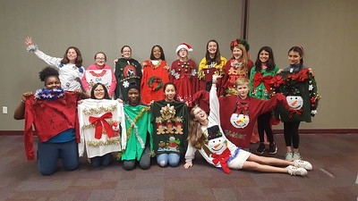 Ugly Sweater Design Party 2019