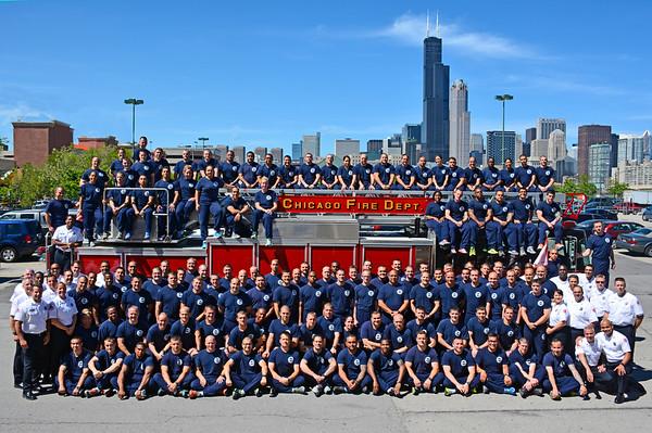 2014-06-04,CFF/EMT Graduation Navy Pier