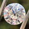 3.36ct Transitional Cut Diamond GIA J VS2 3