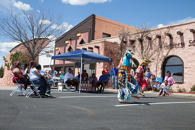 Ute Mountain Pottery Grand Opening
