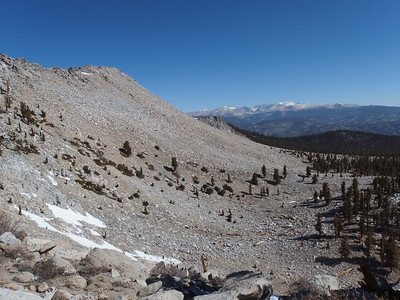 Kern Peak via Blackrock TH  5.24 - 5.25.14