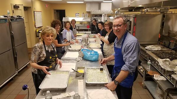 Community Life - Festival Cooking - April 24, 2018