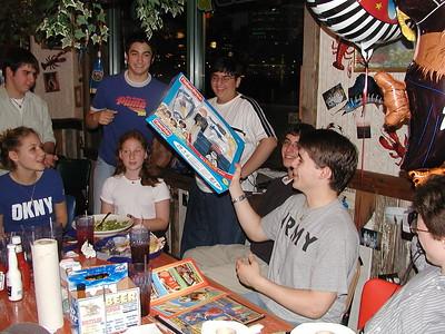 GOYA Senior Dinner - June 3, 2003