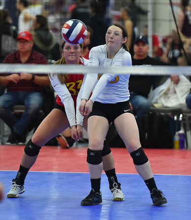 2016 ISU Club Volleyball - Nationals
