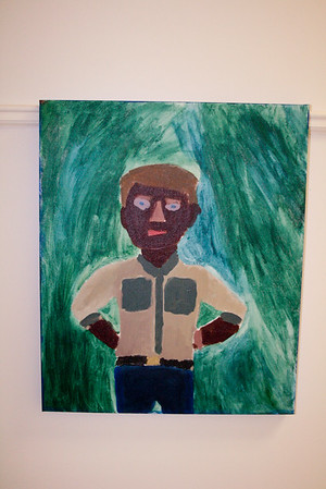 2015 Mother's Day Art Show