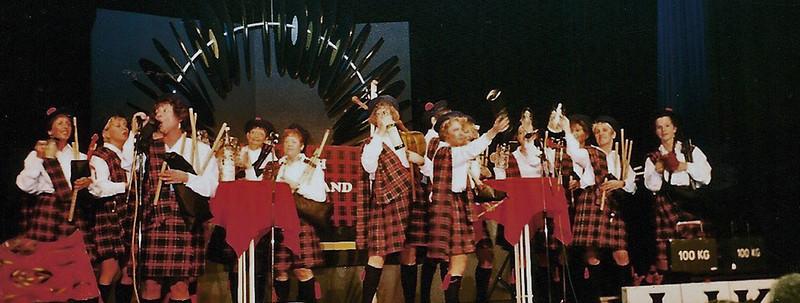 Schlagerfestival meT de dames van Kiek ze Kieke