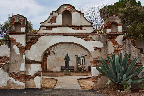 Old Mission - Paso Robles