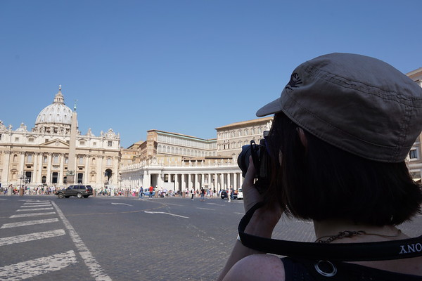 2015.07 Our weekend in Rome
