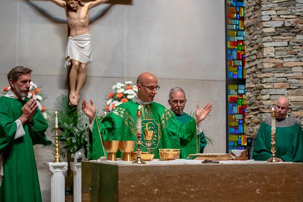 Fr Sahd Mass
