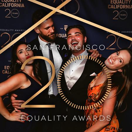 EQCA Awards 2019 - San Francisco