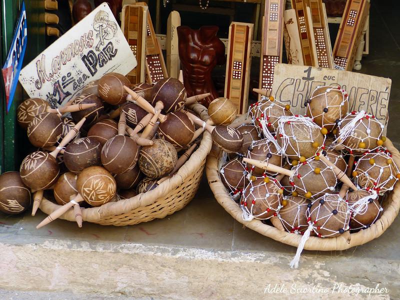Handmade Maracas