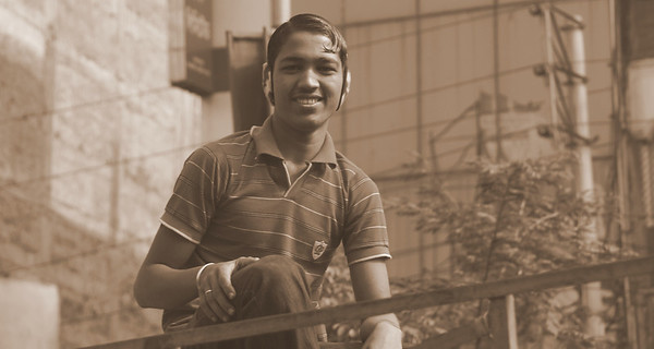 Bangladesh III (Distinct Faces)