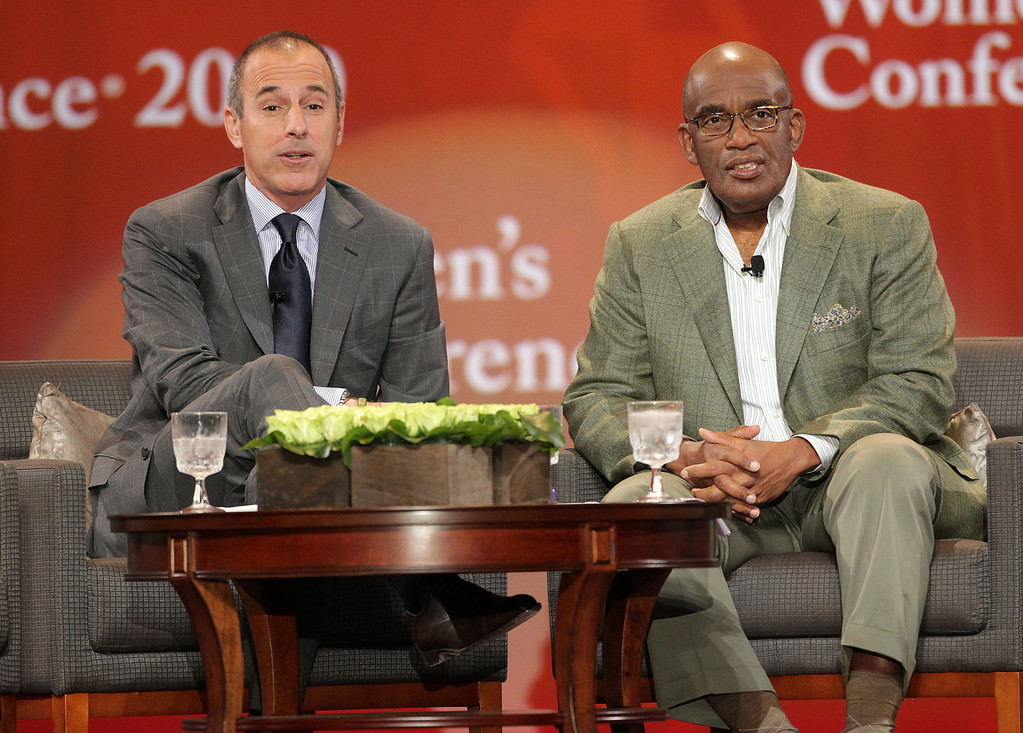 """. <p>5. TELEVISED PROSTATE EXAMS <p>Maybe you�re interested in finding out what crawled up Matt Lauer�s behind, but we�re not. (unranked) <p><b><a href=\'http://www.dailymail.co.uk/news/article-2490452/Matt-Lauer-Al-Roker-undergo-prostate-exams-LIVE-Today-Show.html\' target=\""""_blank\""""> HUH?</a></b> <p>    (Frederick M. Brown/Getty Images)"""