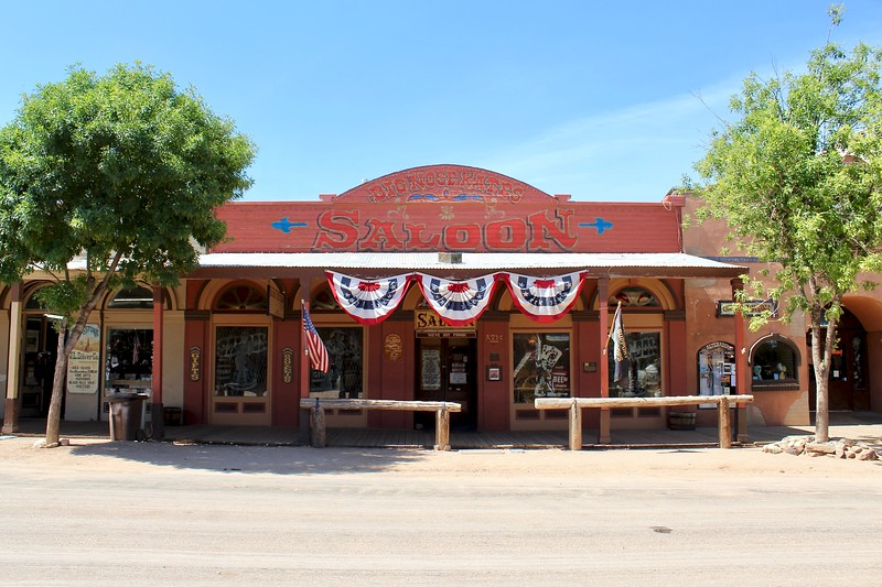Grand Hotel, now Big Nose Kate's Saloon (2019)