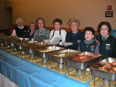 Community Life - HT Wednesday Lunch - November 6, 2002