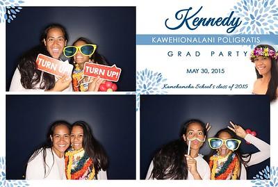 Kennedy's Graduation (Luxury Photo Pod)