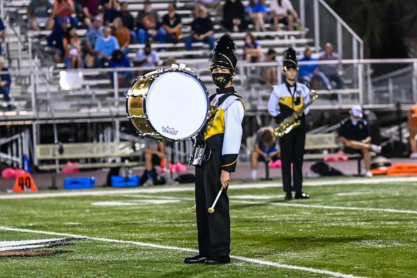 20201009 Bishop Moore Band